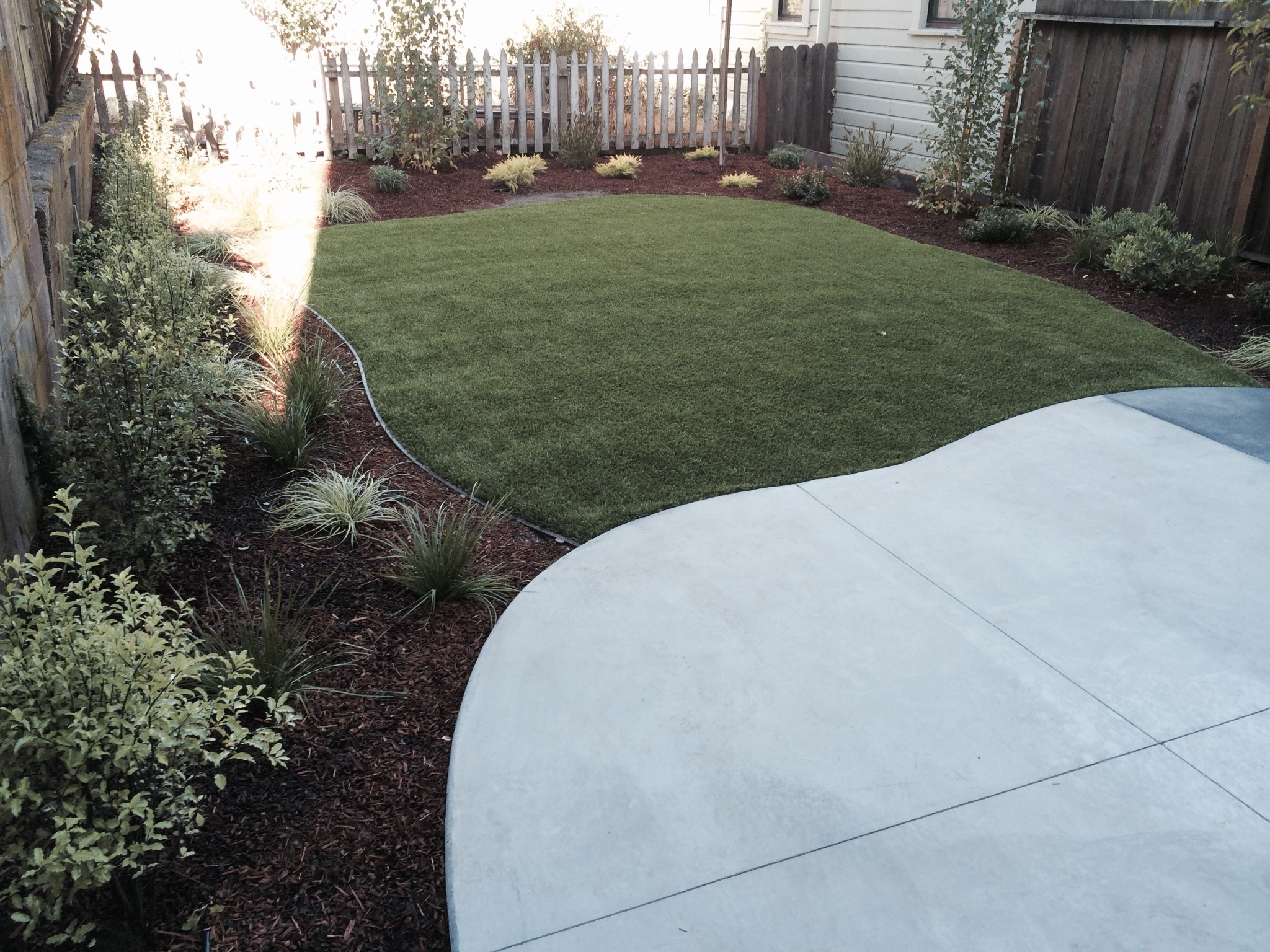 Artificial turf pros and cons - Here Are Some Examples Of Lawns We Ve Installed In San Francisco
